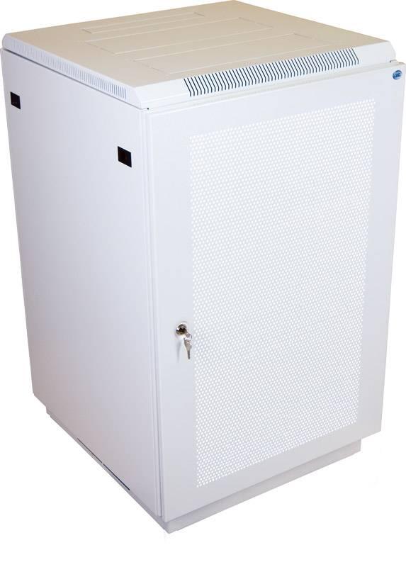 Шкаф коммутационный ЦМО ШТК-М-18.6.8-4ААА 18U серый - фото 1