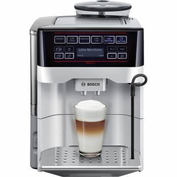 Кофемашина Bosch TES60321RW серебристый