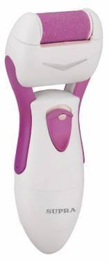 Маникюрно-педикюрный набор Supra MPS-112 розовый/белый (10309)