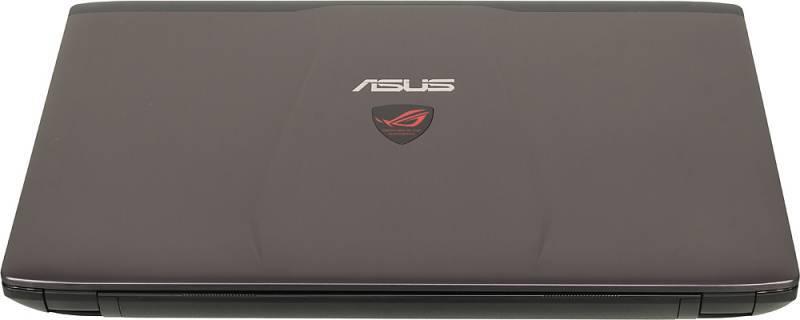 """Ноутбук 15.6"""" Asus GL552VX-CN097T черный - фото 3"""