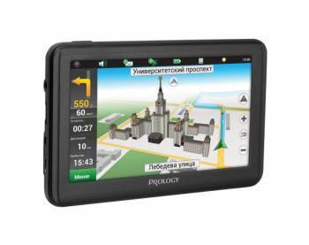 """GPS-навигатор Prology iMAP-5200 5"""" черный"""