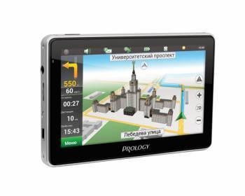 """GPS-навигатор Prology iMAP-5800 5"""" черный"""