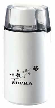 Кофемолка Supra CGS-120 белый (10567)