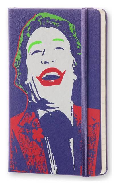Еженедельник Moleskine BATMAN WKNT карманный 144стр. фиолетовый - фото 2