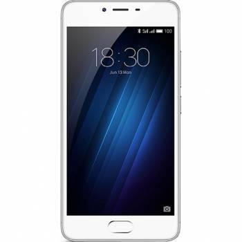 Мобильный телефон Meizu M3s mini 32ГБ серебристый
