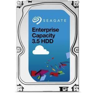Жесткий диск Seagate Enterprise Capacity ST1000NM0055, объем 1Tb, форм-фактор 3.5, буферная память 128МБ, скорость вращения шпинделя 7200 об/мин, интерфейс SATA-III