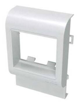 Рамка DKC 00514 2x Mosaic белый