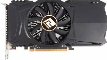 Видеокарта PowerColor AXRX 460 2GBD5-DH/OC, процессор AMD Radeon RX 460 1212 МГц, объем видеопамяти 2048 Мб 128 бит GDDR5 1750 МГц, интерфейс PCI-E, разъёмы DVIx1/HDMIx1/DPx1, поддержка HDCP, Ret