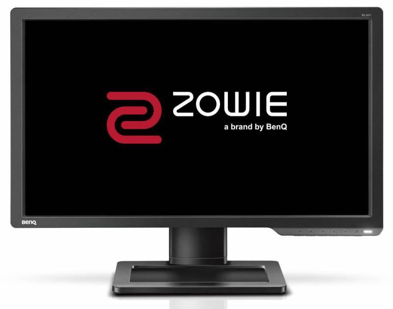 "Монитор 24"" Benq Zowie XL2411 серый (BQ9H.LELLB.RBE) - фото 1"
