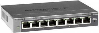 Коммутатор управляемый NetGear ProSafe GS108E-300PES