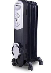 Масляный радиатор Polaris CR 0715B черный