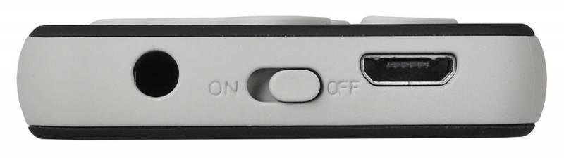 Плеер Digma S3 4ГБ черный/серый (S3BG) - фото 5
