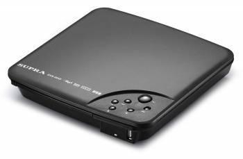 Плеер DVD Supra DVS-204X черный