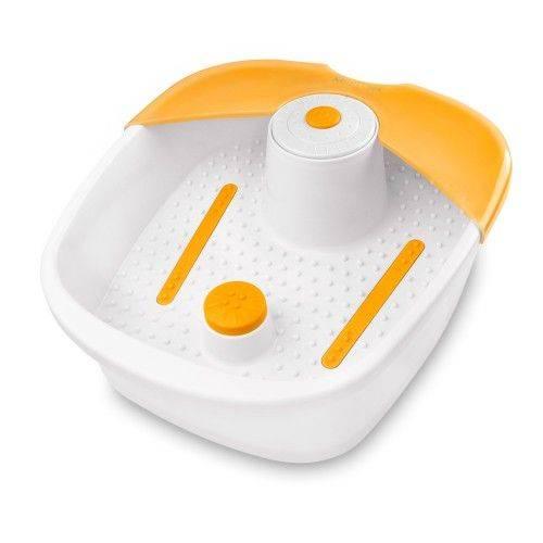 Гидромассажная ванночка для ног Medisana FS 881 серый/белый - фото 1