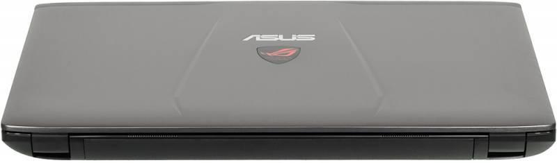 "Ноутбук 15.6"" Asus GL552VX-CN096T серый - фото 5"