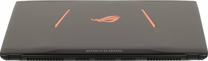 """Ноутбук 15.6"""" Asus GL502VT-FY145T черный - фото 3"""