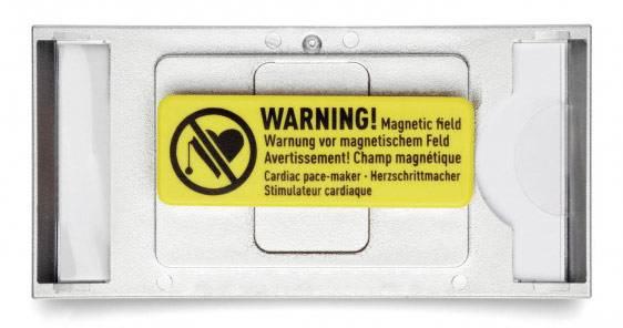 Бейдж Durable Классик 8540-23 - фото 2