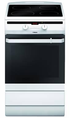 Плита электрическая Hansa FCIW53800 белый