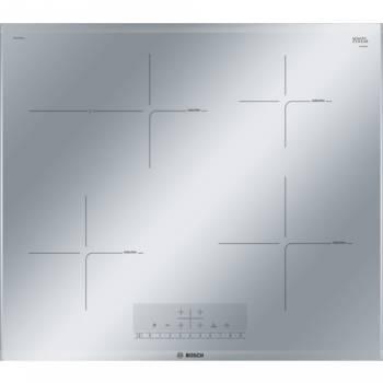 Варочная поверхность Bosch PIF679FB1E серебристый