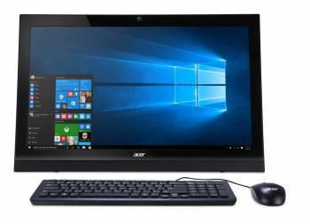 Моноблок 21.5 Acer Aspire Z1-623 черный
