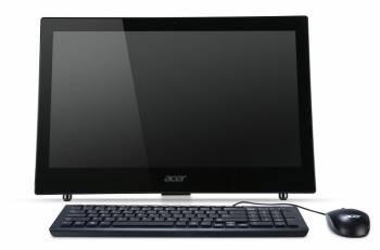 Моноблок 18.5 Acer Aspire Z1-602 черный