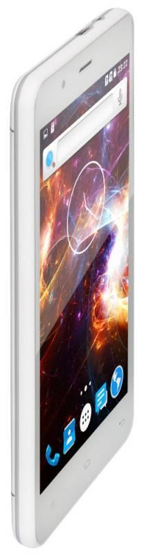 Смартфон Digma S504 3G Vox 8ГБ белый (VS5016PG) - фото 7