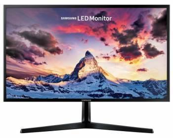 Монитор 23.5 Samsung S24F356FHI черный