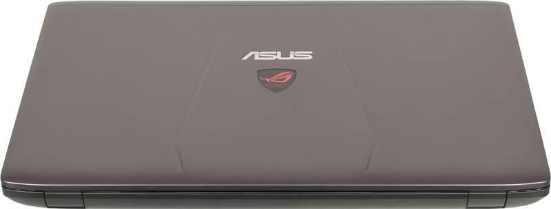 """Ноутбук 17.3"""" Asus GL752VW-T4356T серый - фото 3"""