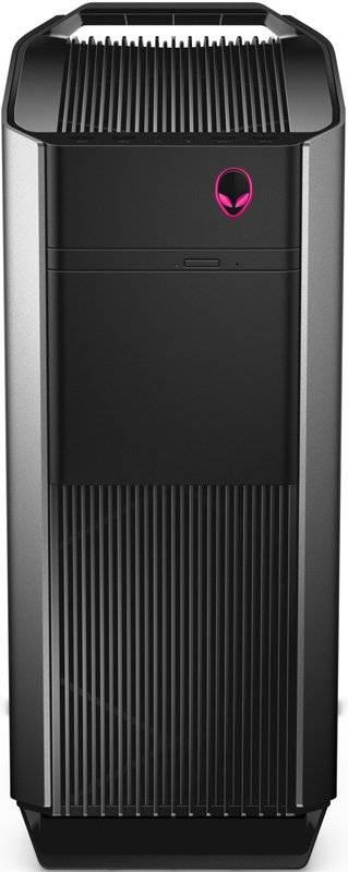 Системный блок Dell Alienware Aurora серебристый/черный - фото 3