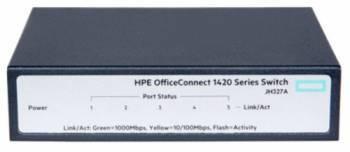 Коммутатор неуправляемый HPE 1420 (JH327A)