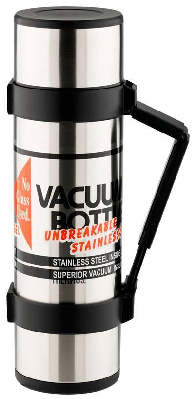 Термос Thermos NCB-12B Rocket Bottle серебристый (835666) - фото 1