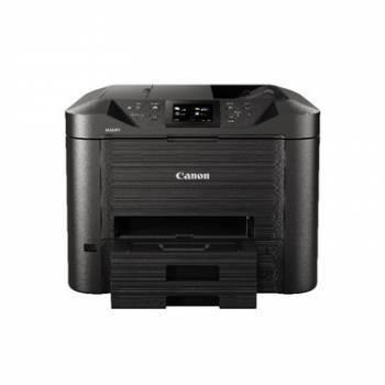 МФУ струйный Canon Maxify MB5440, максимальный формат A4, скорость печати А4: монохромная до 24стр/мин, цветная до 15.5стр/мин, печать Duplex, поддержка WiFi (0971C007)