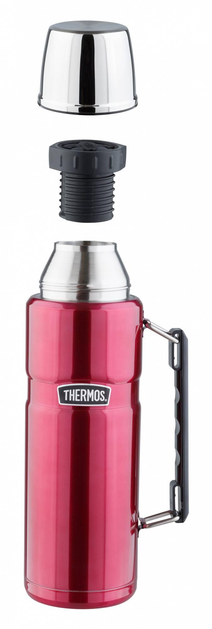 Термос Thermos SK 2010 малиновый (890849) - фото 2