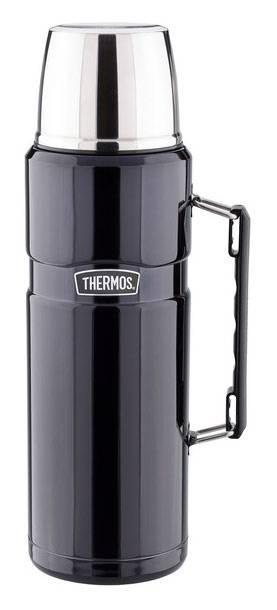 Термос Thermos SK 2010 Matte Black черный (712608) - фото 1