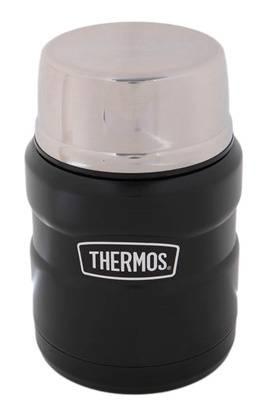 Термос Thermos SK3000 BK King Stainless черный (918109) - фото 1