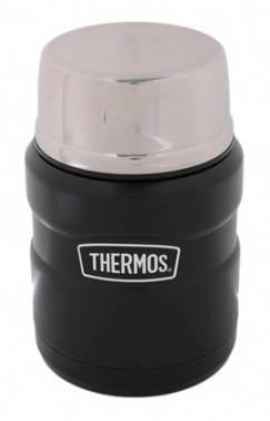 Термос Thermos SK3000 BK King Stainless черный (918109)