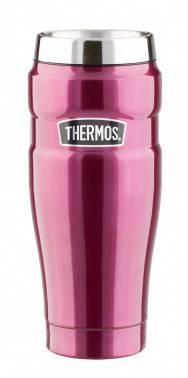 Термокружка Thermos SK1005 Matte Raspberry малиновый (015358)