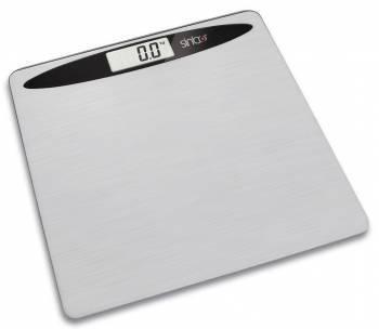 Весы напольные электронные Sinbo SBS 4419 серебристый