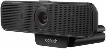 Веб-камера Logitech HD Pro C925e черный
