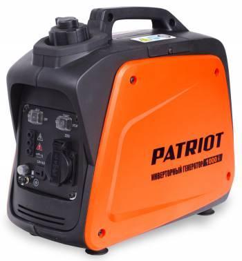 Генератор Patriot 1000i (474101025)