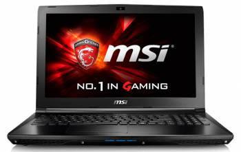 Ноутбук 15.6 MSI GL62 6QD-479 черный