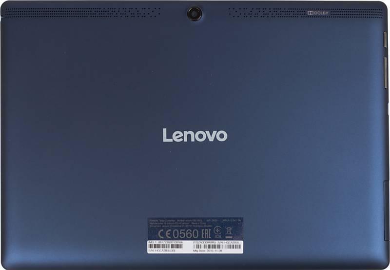 "Планшет 10.1"" Lenovo TB2-X30F 16ГБ синий - фото 3"