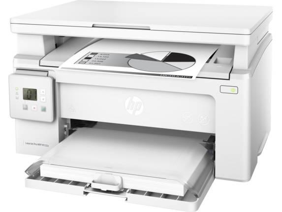 МФУ HP LaserJet Pro MFP M132a RU белый (G3Q61A) - фото 1
