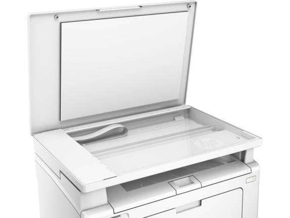 МФУ HP LaserJet Pro MFP M132a RU белый (G3Q61A) - фото 4