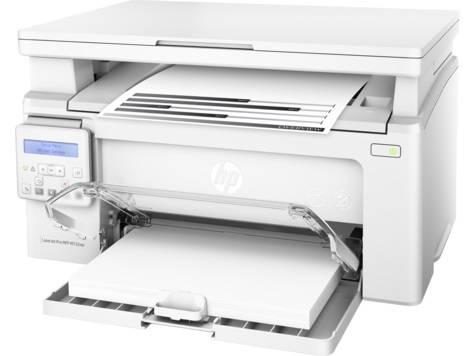 МФУ HP LaserJet Pro MFP M132nw RU белый - фото 2