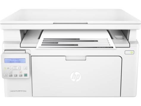 МФУ HP LaserJet Pro MFP M132nw RU белый - фото 3