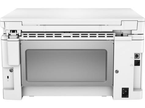МФУ HP LaserJet Pro MFP M132nw RU белый - фото 4