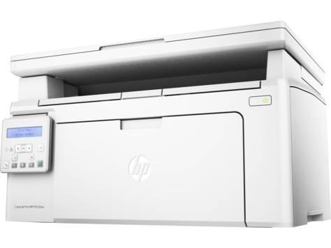 МФУ HP LaserJet Pro MFP M132nw RU белый - фото 7