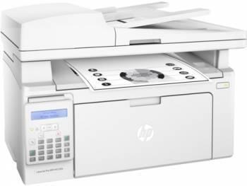 МФУ HP LaserJet Pro MFP M132fn RU белый