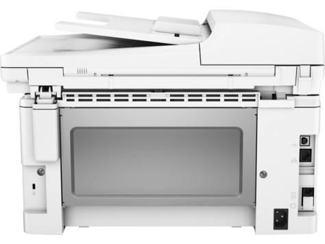 МФУ HP LaserJet Pro MFP M132fw RU белый - фото 3